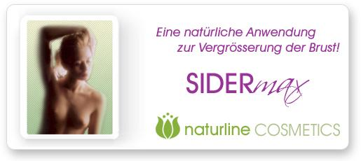 SIDERmax Brustcreme